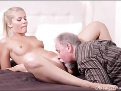 old young,pussy eating,small mounds
