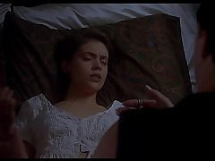 Alyssa Milano naked - Embrace of the Vampire (1995) - by Search Celeb HD