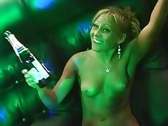 Bare buzzed russian club fuck-a-thon party xxx