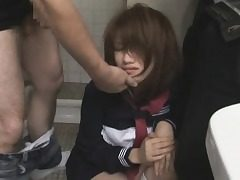 Kimura Barrage 20 Students Ginormous Breasts Internal cumshot