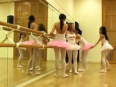Nubile ejaculation compilation Hot ballet nymph orgy