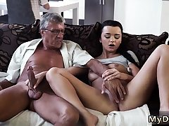 Plumb hairy elderly mature hard-core What would you choose -