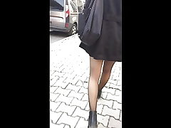 Turkish Shiny Pantyhose 4