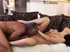 Old arab couple and daddy friend's daughter hd What would